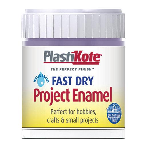 Plastikote Fast Dry Brush On Enamel - Lavender