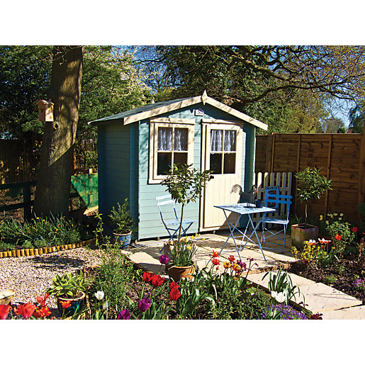 Shire 10 X 10 Ft Avesbury Traditional Garden