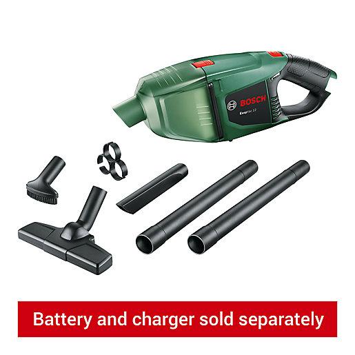 Bosch Easyvac 12 Cordless 12v Vacuum Cleaner -