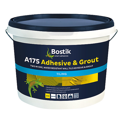 Bostik Ready Mixed Tile Adhesive & Grout -