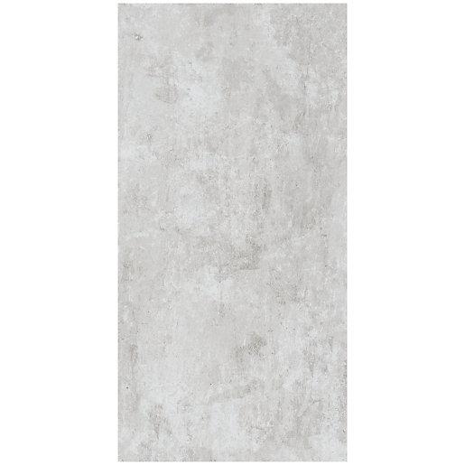 Wickes City Stone Grey Ceramic Tile 600 x