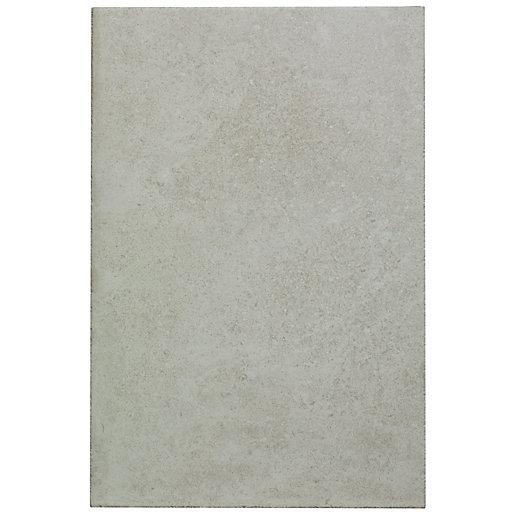 Wickes Como Limestone Porcelain Tile 600 x 400mm