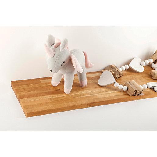 Wickes Herregards Solid Oak Hobby Board - 18