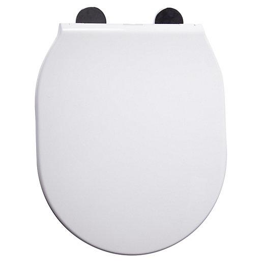 Croydex Bolsena Flexi Fix Toilet Seat
