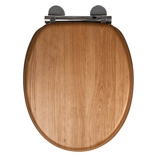 Croydex Hartley Flexi Fix Toilet Seat