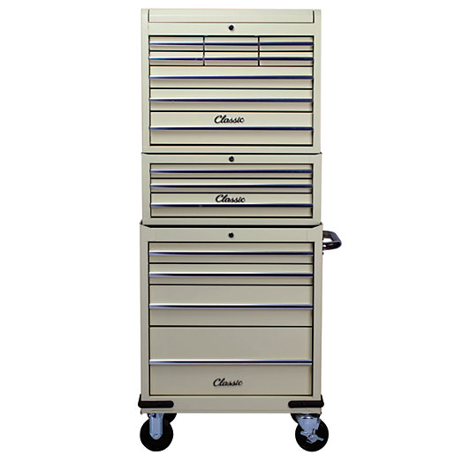 Hilka Classic 16 Drawer Mobile Combination Unit -