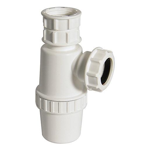 FloPlast TB37T Telescopic Bottle Trap - 32mm