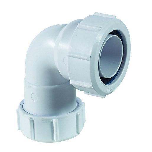 McAlpine Multifit MS4-ISO 90 Deg Pipe Elbow -