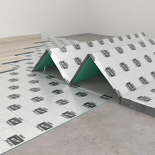 Arbiton Easy Fit Laminate & Wood Flooring Underlay-