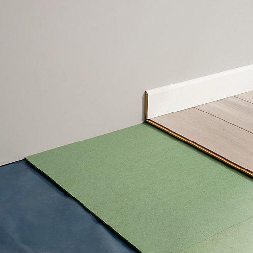 Wood Fibre Laminate Flooring Underlay, Green Laminate Flooring