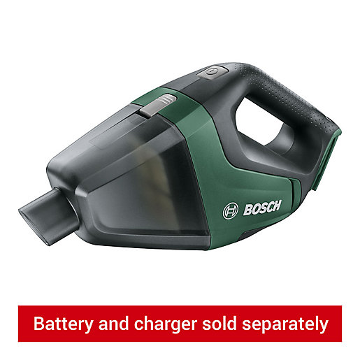 Bosch 18V UniversalVac 18 Vacuum Cleaner - Bare