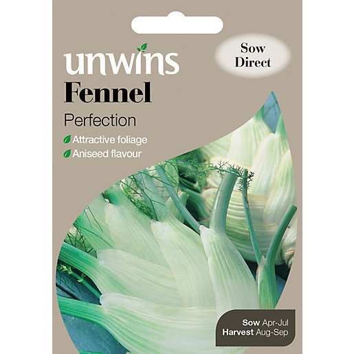 Unwins Perfection Fennel Seeds