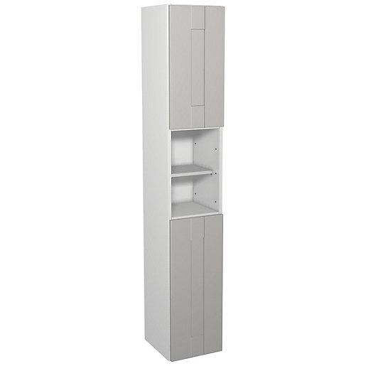 Wickes Vermont Grey Tower Unit - 300 x