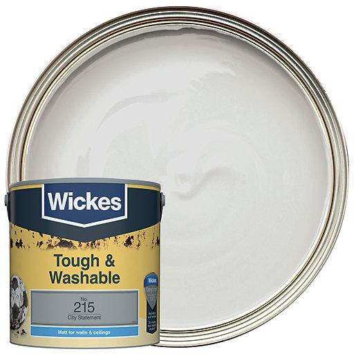 Wickes City Statement - No.215 Tough & Washable