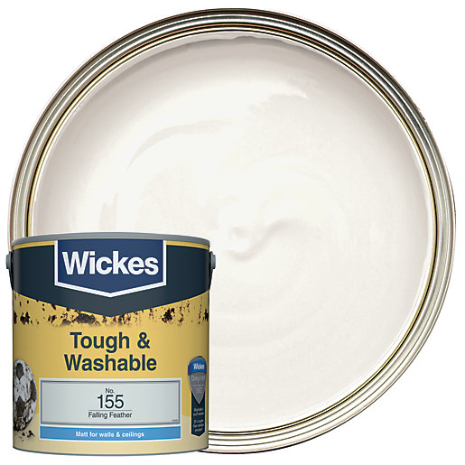 Wickes Falling Feather - No.155 Tough & Washable