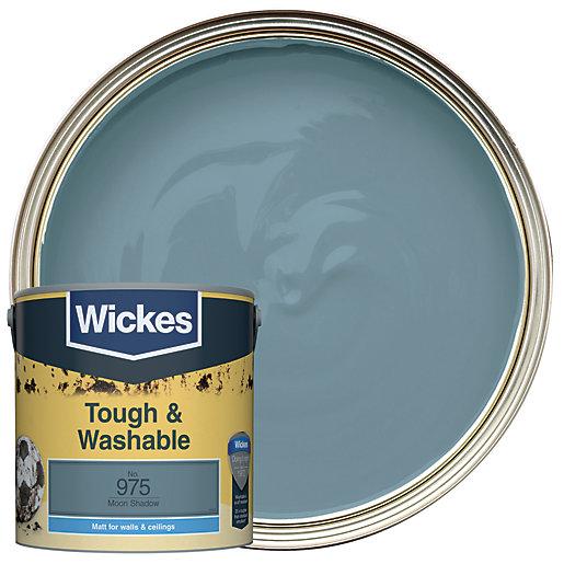 Wickes Moon Shadow - No.975 Tough & Washable