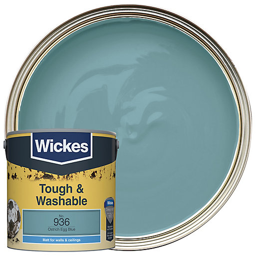 Wickes Ostrich Egg Blue - No. 936 Tough