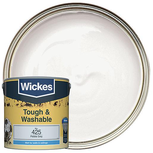Wickes Pebble Grey - No. 425 Tough &