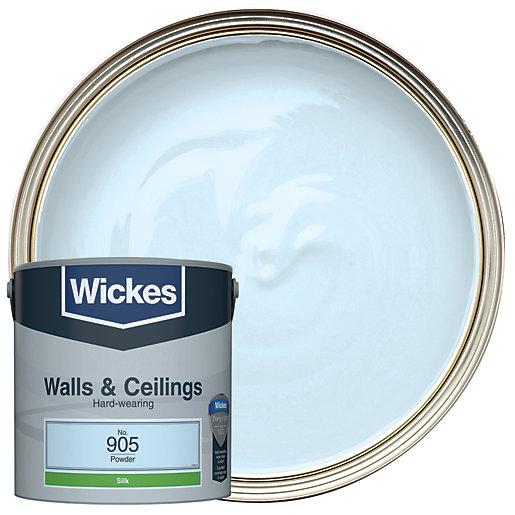 Wickes Powder - No.905 Vinyl Silk Emulsion Paint