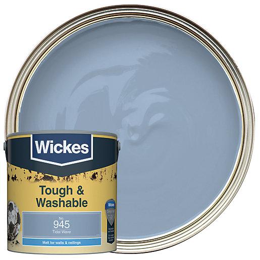Wickes Tidal Wave - No.945 Tough & Washable
