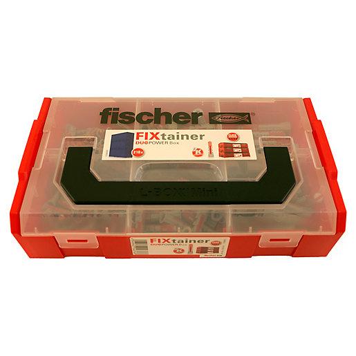 Fischer Duopower High Performance Nylon Wall Plug -
