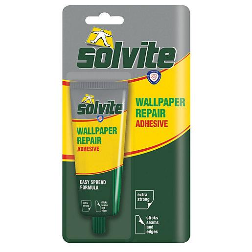 Solvite Wallpaper Repair Paste - 56g