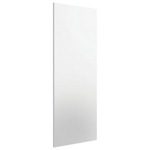 Spacepro Wardrobe End Panel White - 2800mm x