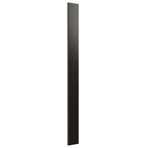 Spacepro Wardrobe Multi Purpose Fillet Black - 2800mm