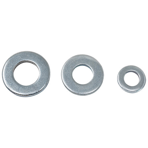 Wickes Assorted Washers Pack Of 100