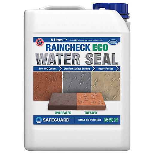 Raincheck Eco Water Seal - 5l