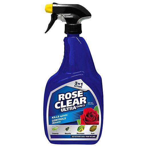 Rose Clear Ultra Gun 2 Pesticide - 1L