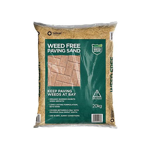 Tarmac Weed Free Paving Sand - Major Bag