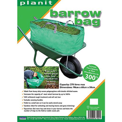 Haemmerlin Planit Barrow Bag
