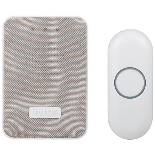 Byron DBY-22322UK 150m Wireless Doorbell with Plug In