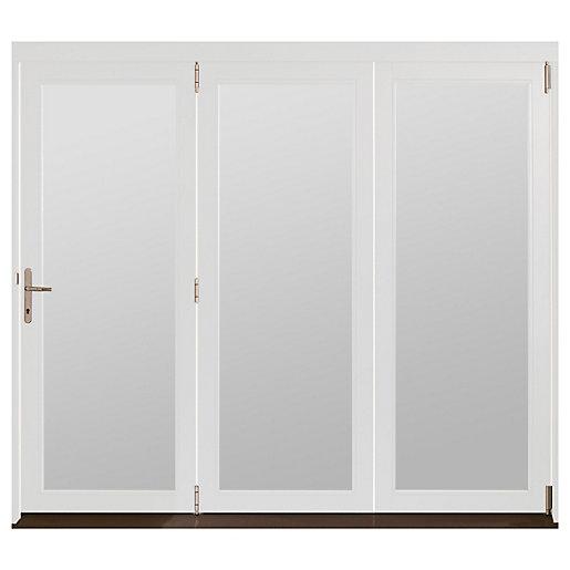 Jeld-Wen Bedgebury Finished Solid Hardwood Patio Bifold Door