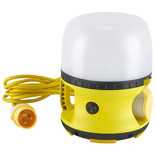 Ambient Lighting LED Globe Light 110v - Emergency
