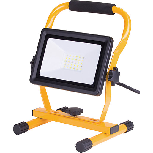 Portable LED Worklight - 30W