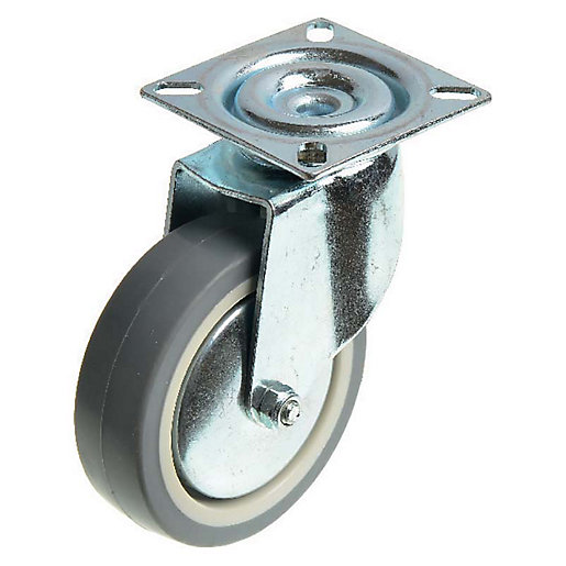 Wickes Heavy Duty Castor Wheel Swivel Plate -