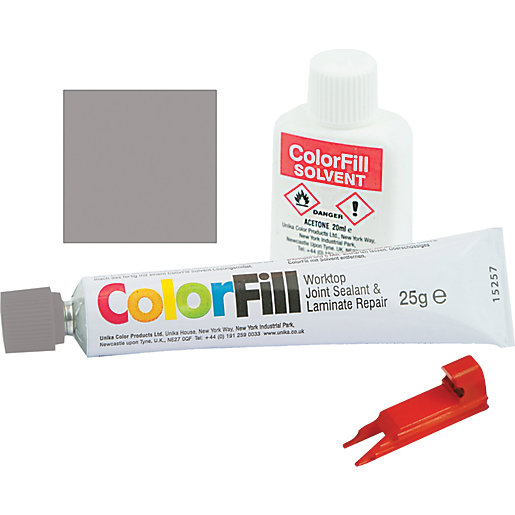 Unika Colorfill for Sarum Grey
