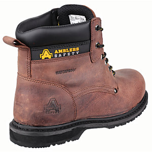 Amblers Safety FS145 Safety Boot - Brown