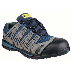 Amblers Safety FS34C Safety Trainer - Blue