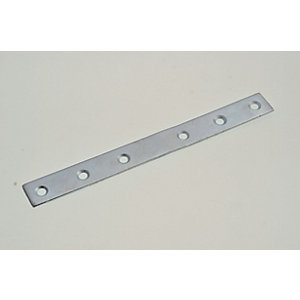 Wickes Zinc Plated Mending Plate 152mm Pack 4