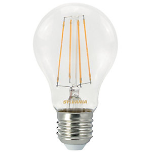 Sylvania LED GLS Non Dimmable Filament E27 Light Bulb - 7W