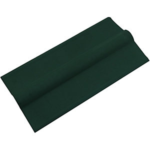 Onduline Green Ridge Piece for Bitumen Corrugated Sheets 485 x 1000mm