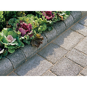Marshalls Drivesett Textured Kerb - Traditional 120 x 240 x 80mm Pack of 192