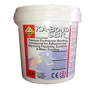 KA SBR Bond Co-Polymer Bonding Compound - 1L