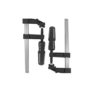 Wickes F Clamp Set of 2