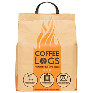 Bio Bean Fire Coffee Logs
