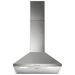 Electrolux 60cm 3 Speed Chimney Stainless Steel Cooker Hood EFC60240EX