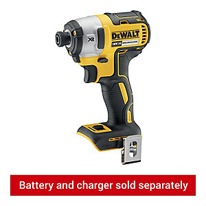 DEWALT DCF887N-XJ 18V Xr Brushless 3 Speed Cordless Impact Driver - Bare